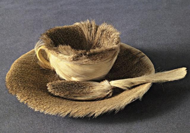 Meret Oppenheim - Colazione in pelliccia