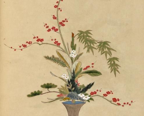 storia dell'ikebana